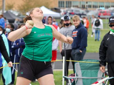 Galion's Branstetter takes 2nd in high jump at Division II state meet