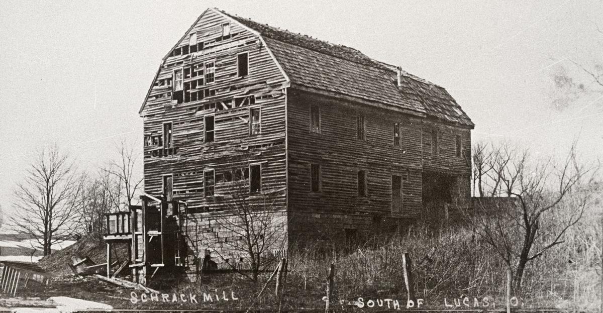 The Schrack Mill at Malabar Farm