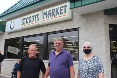 Pat Hayes, Bernie Hollar and Georjean Stoodt