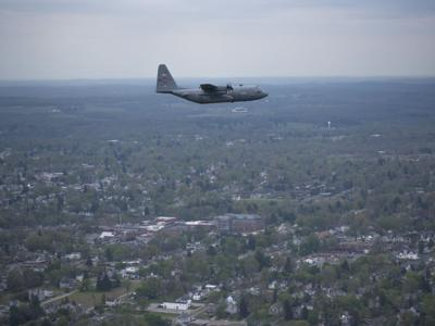 GALLERY: 179th Airlift Wing flyover photos from 'Salute Ohio'