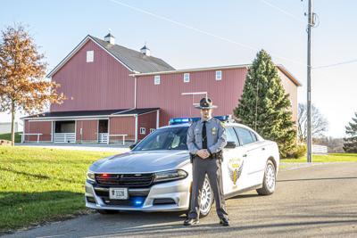 Trooper Caleb E. Cox