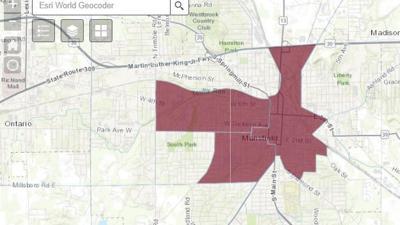 Mansfield makes Ohio's opportunity zones list