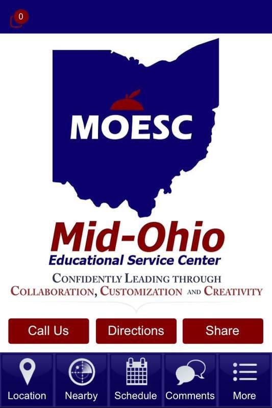 Mid-Ohio Educational Service Center logo