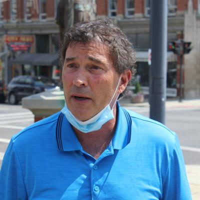 "Balderson visits Mansfield in ""back-to-business tour"""