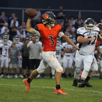 Bazinga: Quick lead pushes Galion past Carey