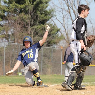 GALLERY: Hillsdale vs. South Central Baseball