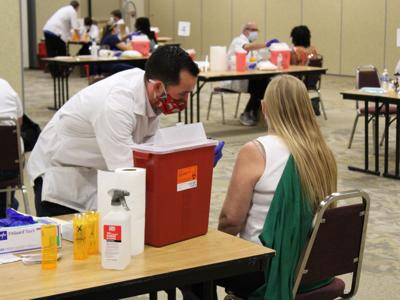 Richland Public Health releases next week's COVID-19 vaccination schedule