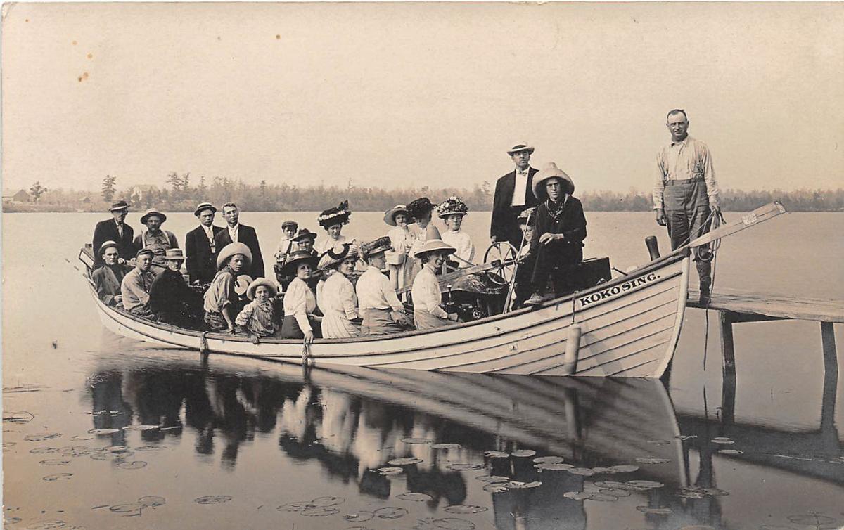 Kokosing Fishing Party