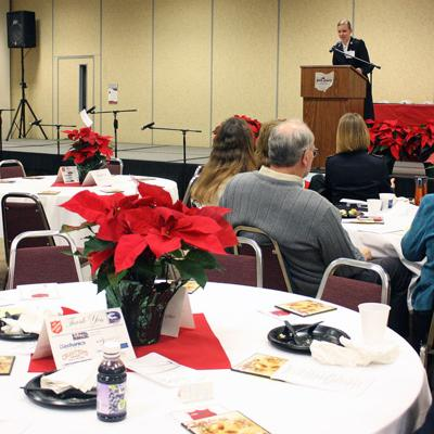 Salvation Army's Red Kettle kick-off breakfast set for Nov. 12
