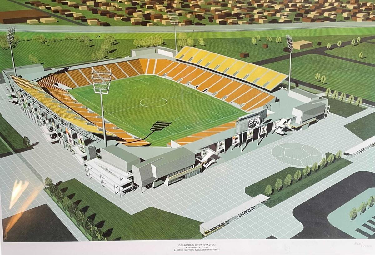 First Renderings of Crew Stadium