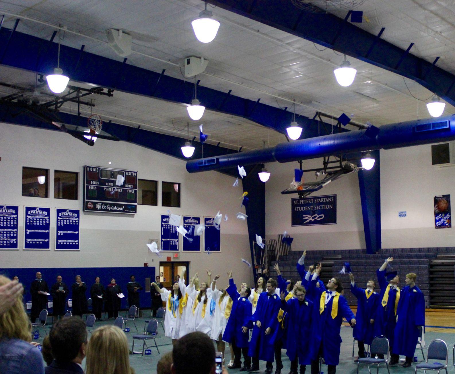 St. Peter's Graduation 2016