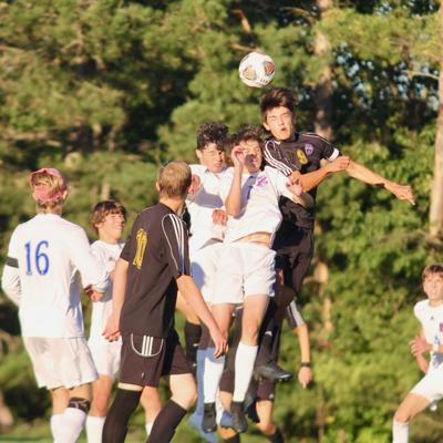 GALLERY: Lexington vs. Bay Boys Soccer