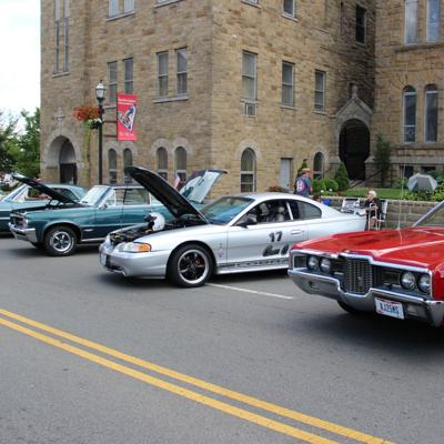 GALLERY: 24th annual Heart of the City Cruise-In rolls into Mansfield