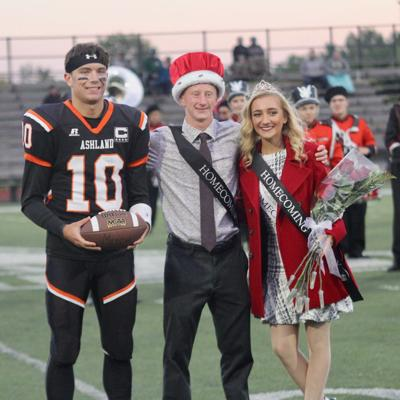 GALLERY: Ashland Homecoming Ceremony
