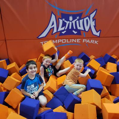 Altitude Trampoline Park open for business