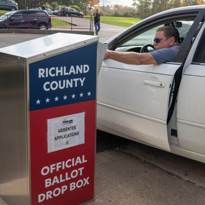Low voter turnout? Not a problem in Richland County during 2020