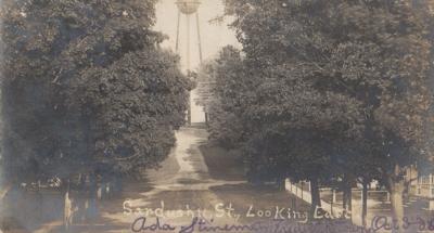 Fredericktown Water Tower
