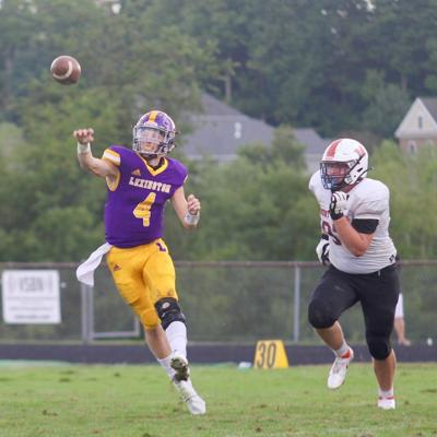 Yellow Jackets sting Lexington in opener