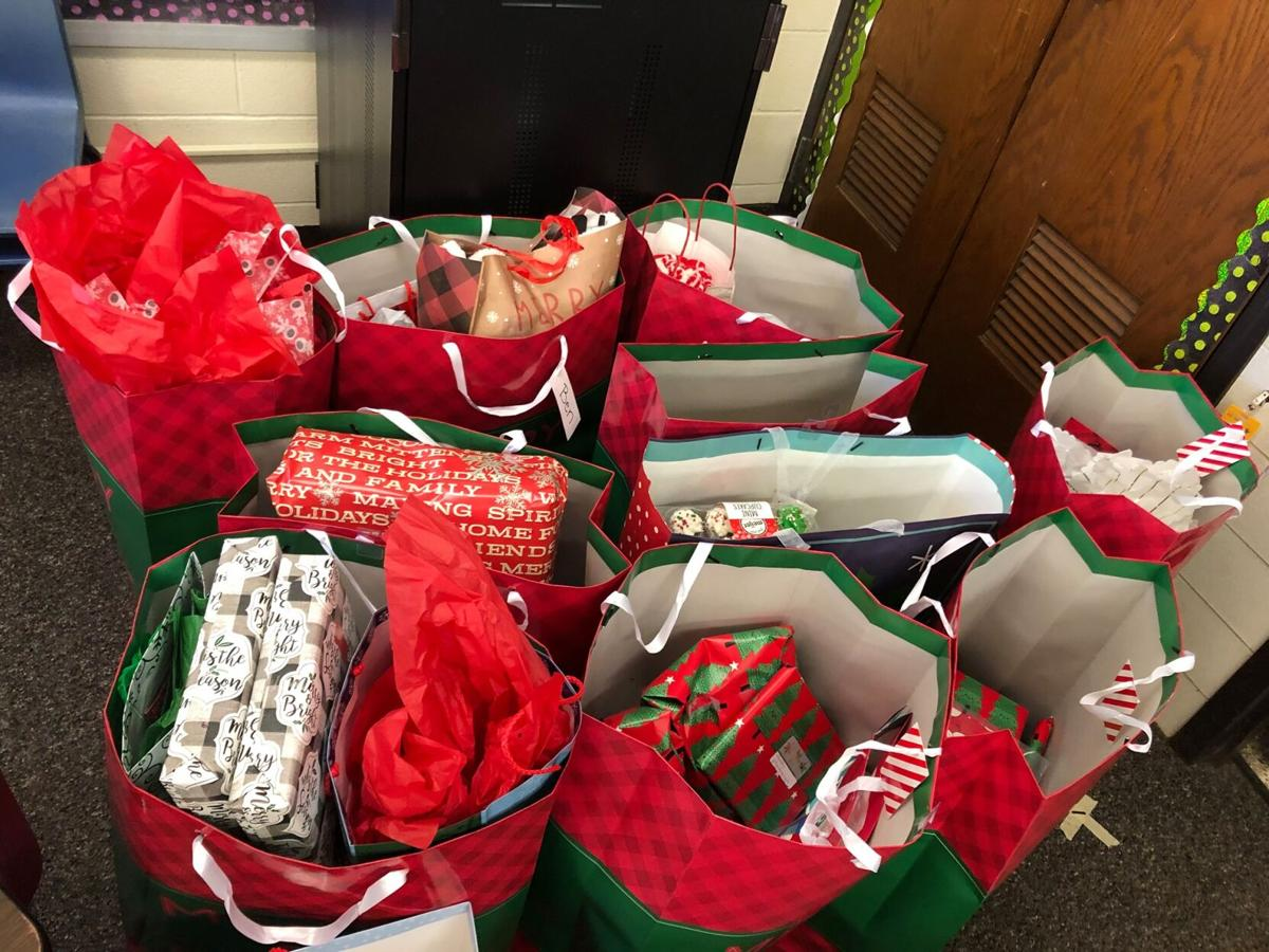 Presents for residents
