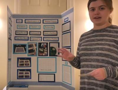Area students compete virtually in the 60th Mohican District Science Day