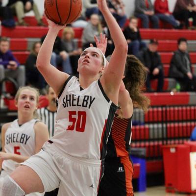 GALLERY: Shelby vs. Ashland Girls Basketball