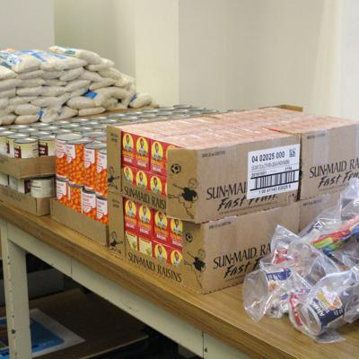Shelby food pantry open on Aug. 26