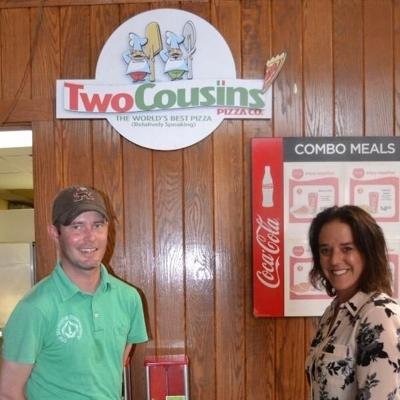 Two Cousins Pizza partners with Catalyst Life Services for employee appreciation