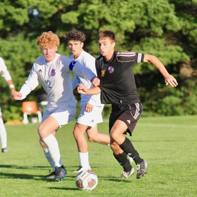 Lex tabbed top seed at Division II Clyde boys soccer district