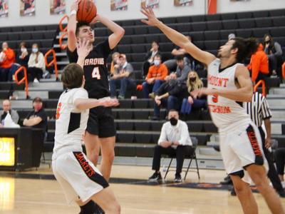 Ashland's Denbow selected OCC Player of the Year