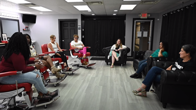 Shop Talk Ep. 6: Owning strength and femininity