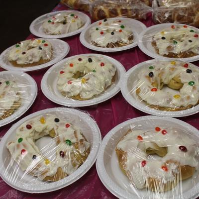 Mansfield St. Peter's famous Easter Bake Sale scheduled for March 30