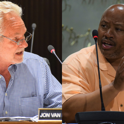 Mansfield City Council members spar over scheduling of dry dam discussion