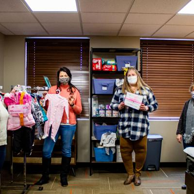 Richland Pregnancy Services Increases Accessibility of Services With Downtown Mansfield Location