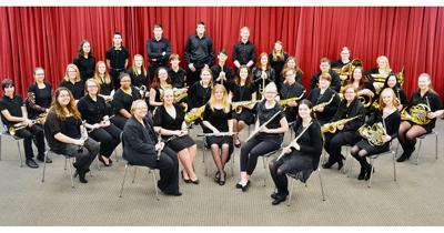 Galion band concert
