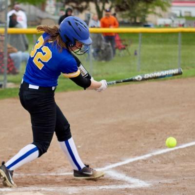 Ontario rolls into district softball tournament