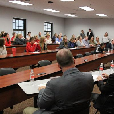 Shelby BOE takes no action after special meeting centered on Swisher