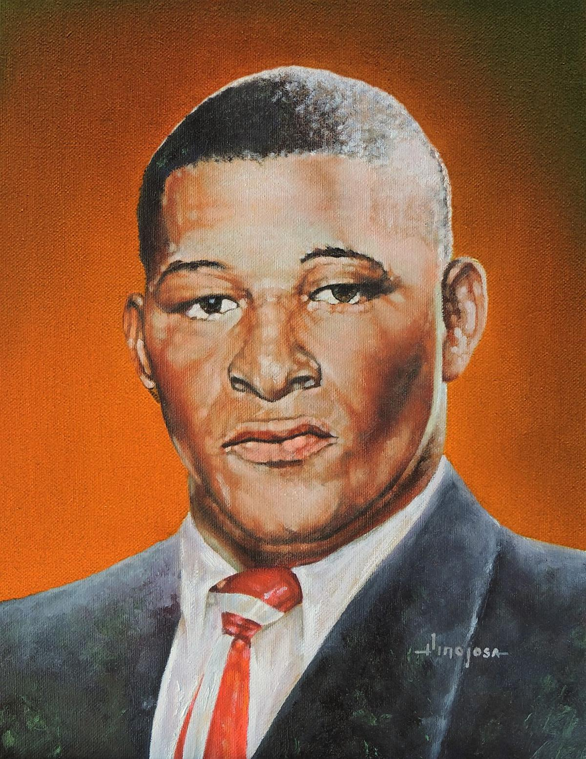 Calvin Jones Portrait