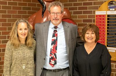 Bucyrus school retirees