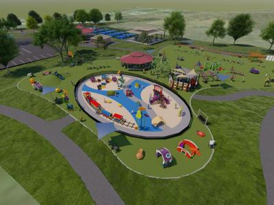 GALLERY: Views of a planned Sterkel Park revitalization