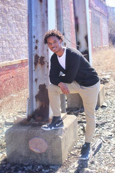 Madison Comprehensive High School 2020 Graduate: Lyrig Sele Davis