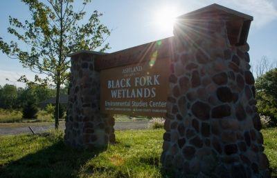 Black Fork Wetlands logo