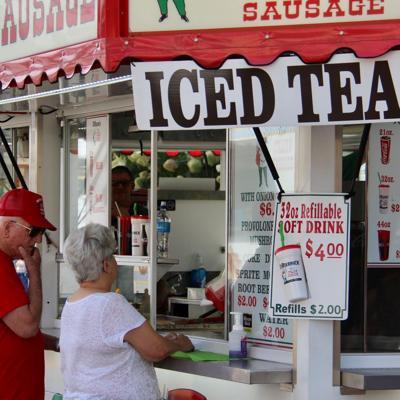 Fair Food Frenzy brings food trucks to Bellville