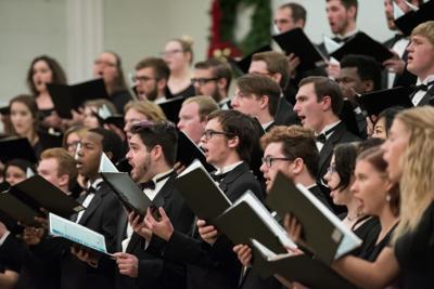 AU fall choral concert presents three vocal ensembles