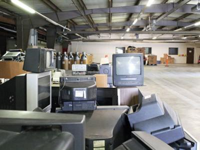eRecycle program employs adults with disabilities