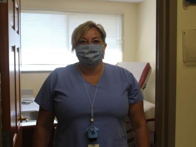 Nurse battles cancer, serves others amid the COVID-19 pandemic