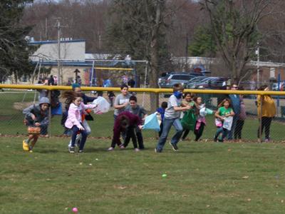 GALLERY: Ontario Easter egg hunt