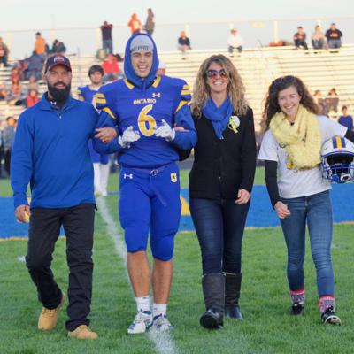 GALLERY: Ontario Senior Night