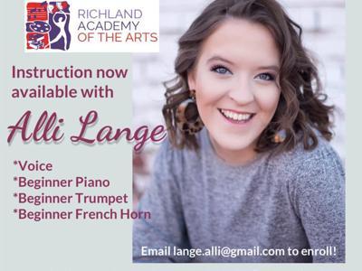 Ashland University grad begins music instruction at Richland Academy
