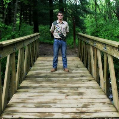 Ontario graduate earns Eagle Scout rank