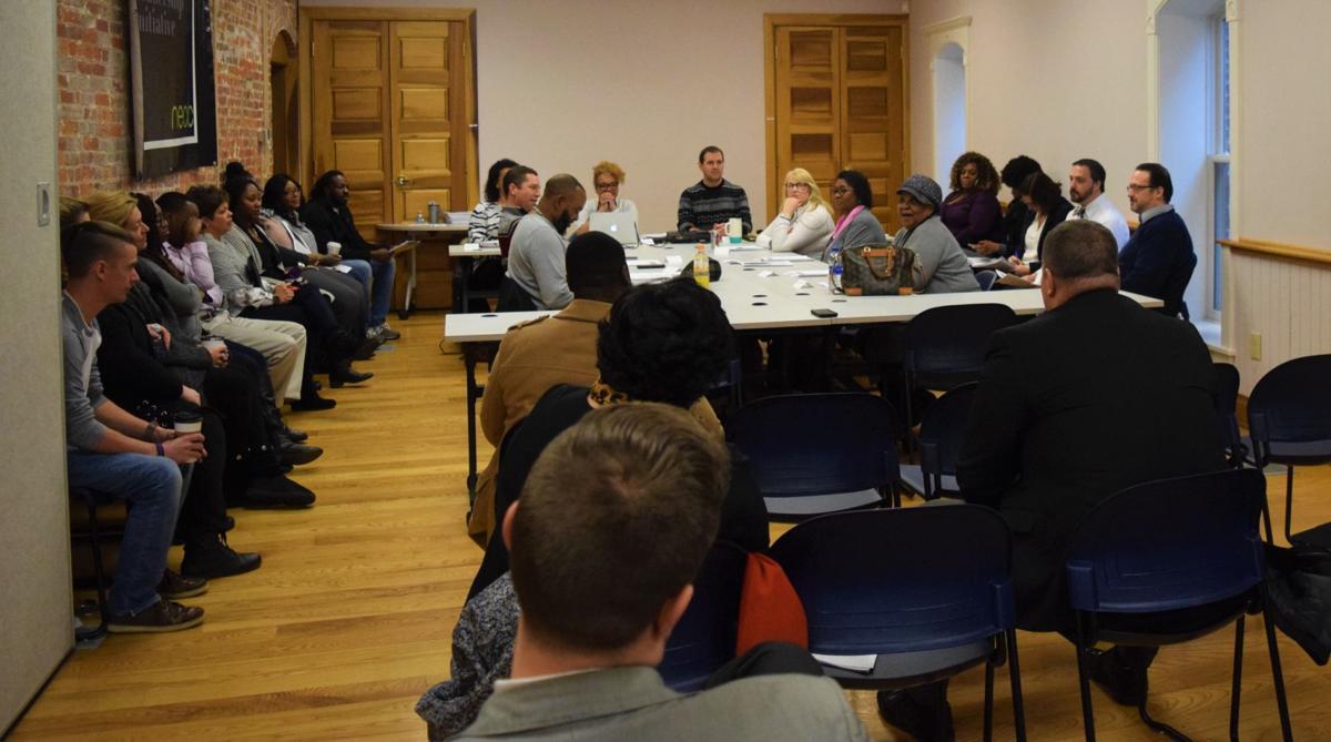 NECIC board meeting